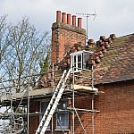 Roof to be repaired