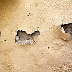 Home Repair Maintenance Water Damaged Peeling External Paint